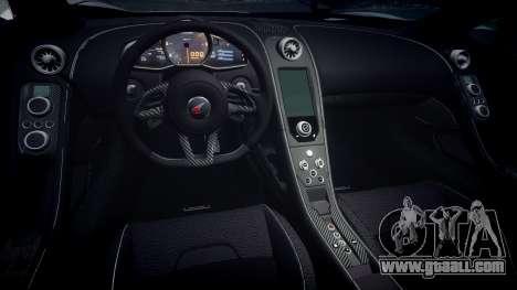 McLaren 650S Spider 2014 [EPM] v2.0 for GTA 4 inner view
