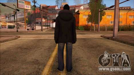 GTA 5 Online Skin 10 for GTA San Andreas second screenshot