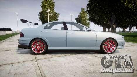 Dinka Chavos GT9 for GTA 4 left view