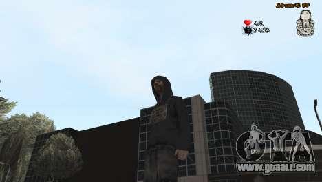 Colormod by Tego Calderon for GTA San Andreas fifth screenshot