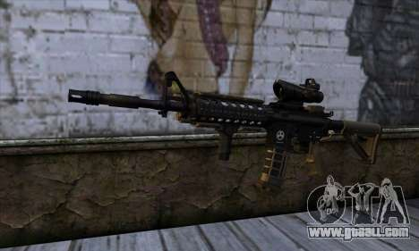 AR15 bushmaster for GTA San Andreas