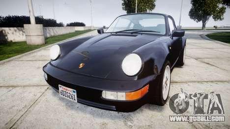 Porsche 911 (964) Coupe Razval for GTA 4