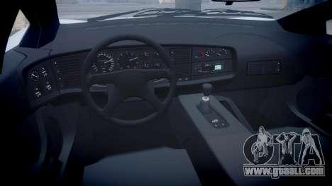 Jaguar XJ220 1992 [EPM] for GTA 4 back view