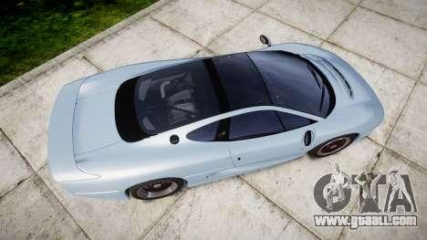 Jaguar XJ220 1992 [EPM] for GTA 4 right view