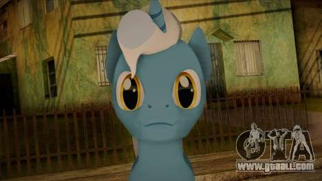 Pokeypierce from My Little Pony for GTA San Andreas third screenshot