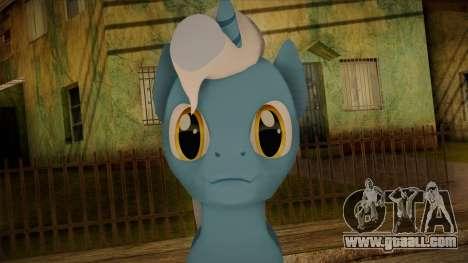 Pokeypierce from My Little Pony for GTA San Andreas third screenshot