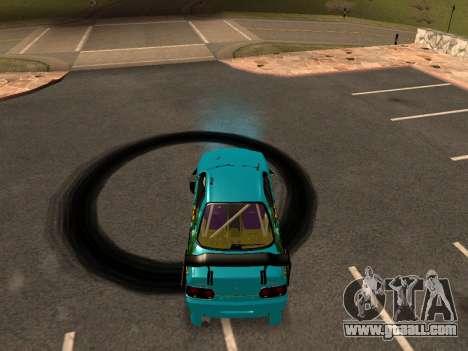 Nissan Skyline R34 EvilEmpire for GTA San Andreas left view