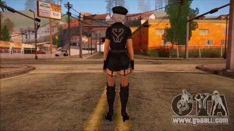 Modern Woman Skin 10 for GTA San Andreas