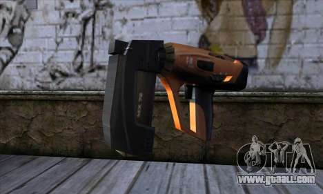 Nailgun from Manhunt for GTA San Andreas