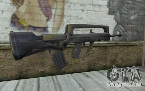Famas HD for GTA San Andreas second screenshot