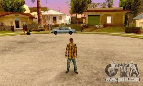 Los Santos Vagos for GTA San Andreas third screenshot