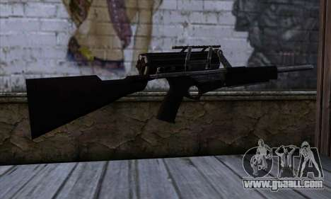Calico M951S from Warface v2 for GTA San Andreas second screenshot