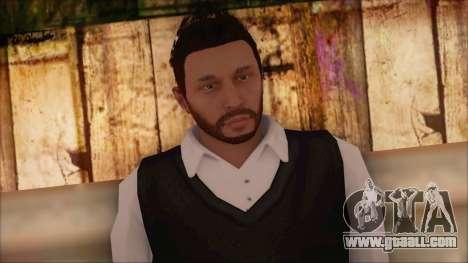 GTA 5 Online Skin 9 for GTA San Andreas third screenshot