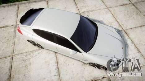 Porsche Panamera GTS 2014 for GTA 4 right view