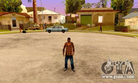 Los Santos Vagos for GTA San Andreas fifth screenshot