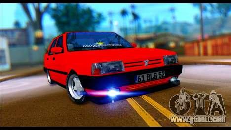 Tofas Dogan SLX Koni Clup for GTA San Andreas