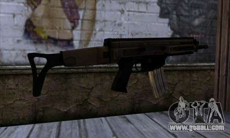 CZ805 из Battlefield 4 for GTA San Andreas second screenshot
