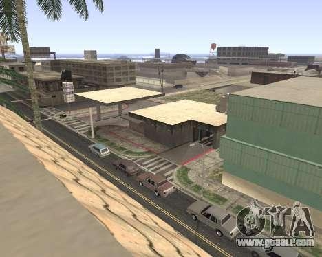 Texture Los Santos from GTA 5 for GTA San Andreas