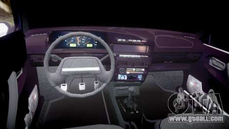 VAZ-Lada 2109 1500i for GTA 4 back view
