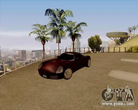 Stinger for GTA San Andreas