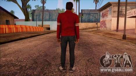 GTA 5 Online Skin 13 for GTA San Andreas second screenshot
