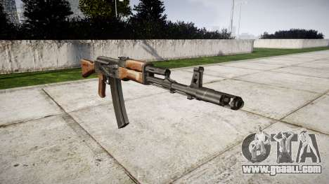 The AKM for GTA 4