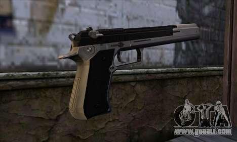 Grammaton Cleric Beretta v3 for GTA San Andreas second screenshot
