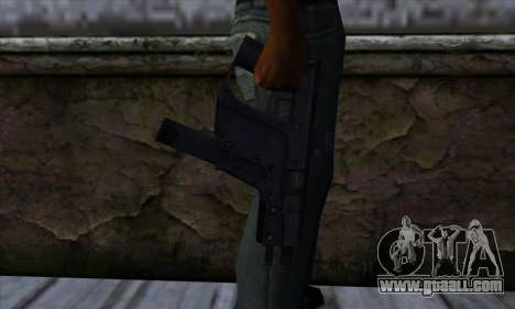 Tec9 from State of Decay for GTA San Andreas third screenshot