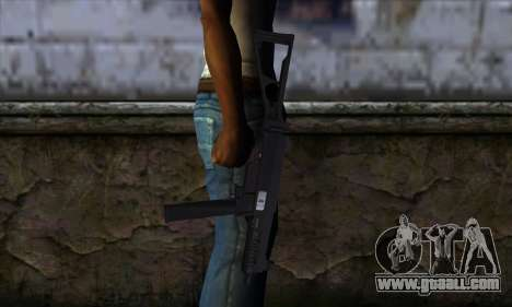 UMP45 v2 for GTA San Andreas third screenshot