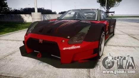 Nissan GT-R Super GT [RIV] for GTA 4