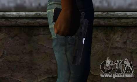 CZ75 v2 for GTA San Andreas third screenshot