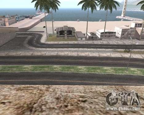 Texture Los Santos from GTA 5 for GTA San Andreas eighth screenshot