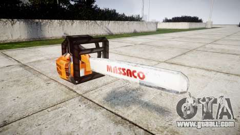 Script-Chainsaw- for GTA 4