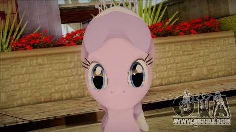 Diamond Tiara from My Little Pony for GTA San Andreas third screenshot