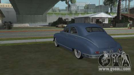 Packard Touring  Sedan for GTA San Andreas left view