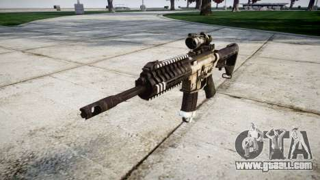Machine P416 ACOG PJ1 target for GTA 4