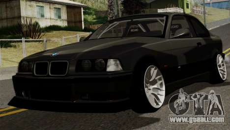 BMW M3 E36 Bucale Drift for GTA San Andreas
