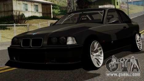 BMW M3 E36 Bucale Drift for GTA San Andreas