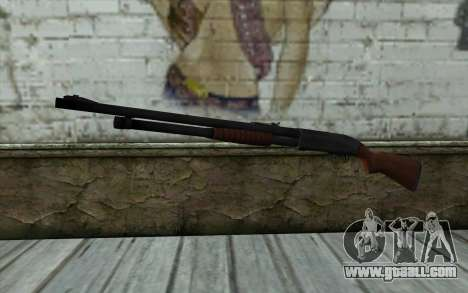 Shotgun from State of Decay for GTA San Andreas