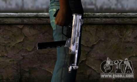 Tec9 from Call of Duty: Black Ops for GTA San Andreas third screenshot