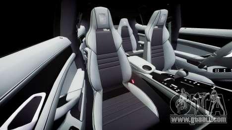 Porsche Panamera GTS 2014 for GTA 4 side view