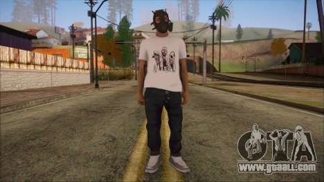 GTA 5 Online Skin 7 for GTA San Andreas