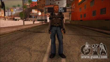 VIP from Counter Strike Condition Zero for GTA San Andreas