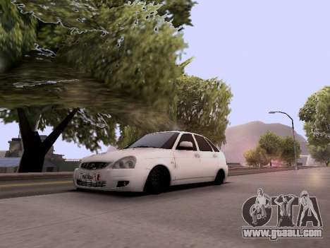 VAZ 2172 for GTA San Andreas right view