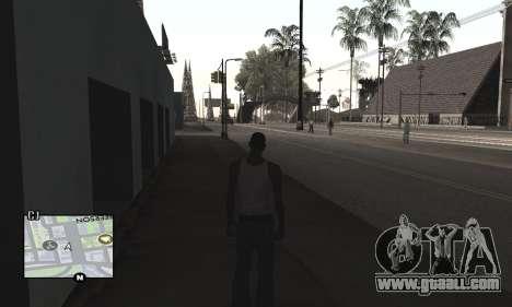 Colormod by Tego Calderon for GTA San Andreas second screenshot