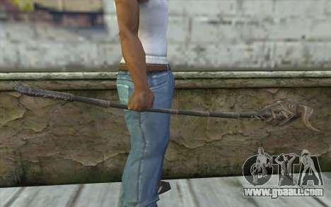 Skull of Corruption from Skyrim for GTA San Andreas third screenshot
