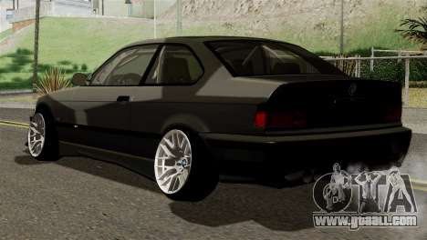BMW M3 E36 Bucale Drift for GTA San Andreas left view