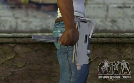 SMG from GTA Vice City for GTA San Andreas third screenshot