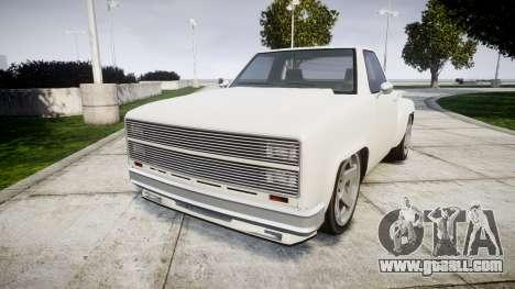 Vapid Bobcat Badass for GTA 4
