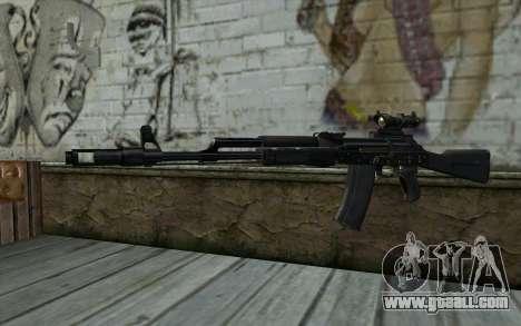 Glock-17 Silenced for GTA San Andreas